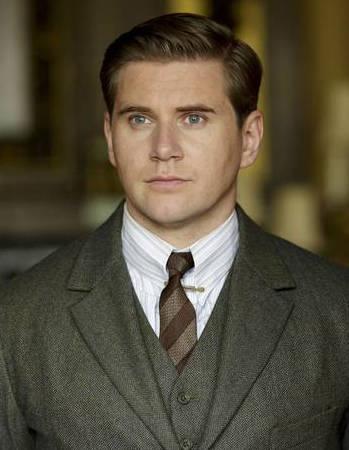 Allen Leech in 'Downton Abbey'