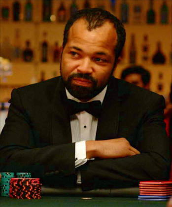 Jeffrey Wright in 'Casino Royale'