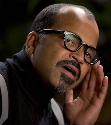 Jeffrey Wright in 'The Hunger Games: Mockingjay– Part 1'