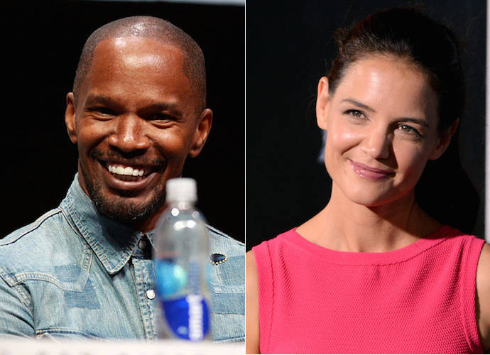 Jamie Foxx & Katie Holmes Reportedly Split After Six Years Together