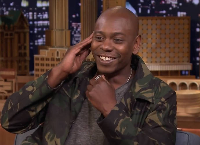 Dave Chappelle Affe Muschi