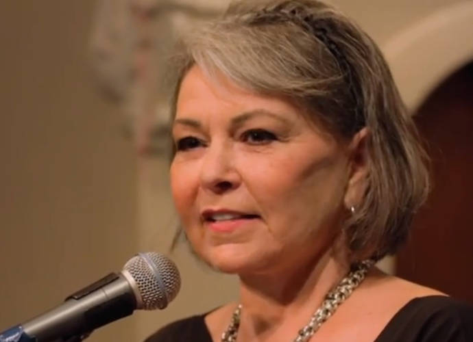 Roseanne Barr Insists Tweet Was About Anti-Semitism Of Iran Nuclear Deal