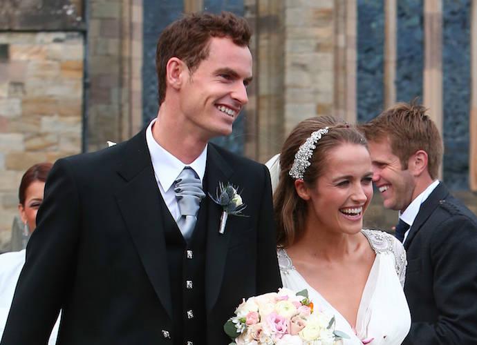 Andy murray royal wedding