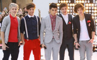 One Direction: A History In Pictures