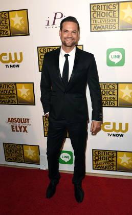 Shane West at the Critics' Choice TV Awards
