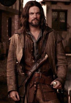 Shane West in 'Salem'