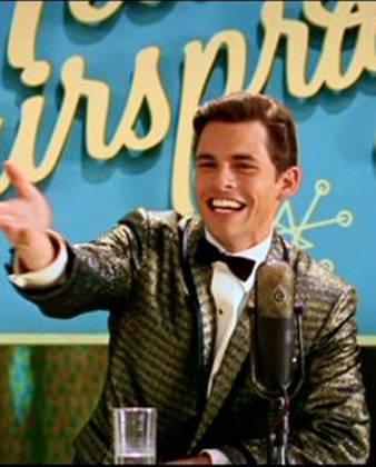 James Marsden in 'Hairspray'