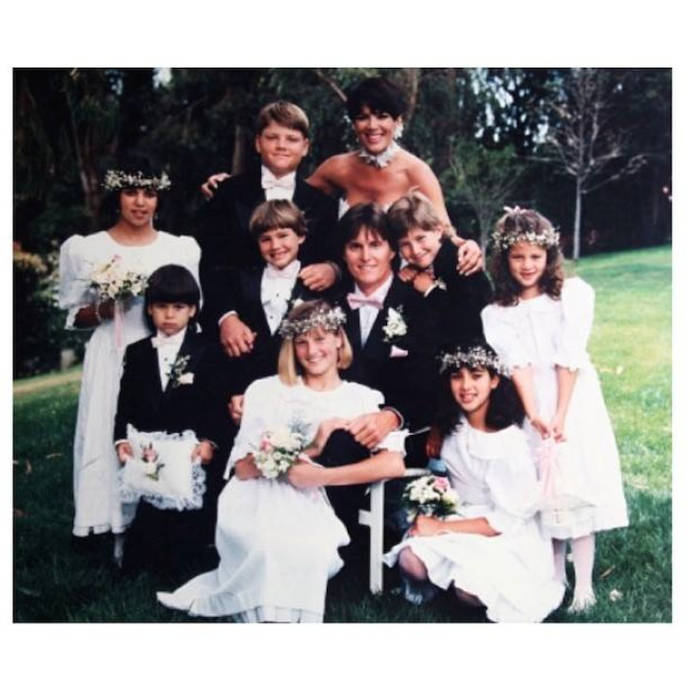 Kardashian and jenner wedding