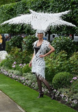 Royal Ascot 2015: The Craziest Hats Ever!