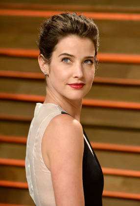 Cobie Smulders at the 2014 Vanity Fair Oscars Party
