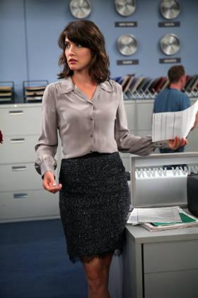Cobie Smulders in 'How I Met Your Mother'