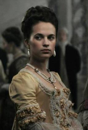 Alicia Vikander in 'A Royal Affair'