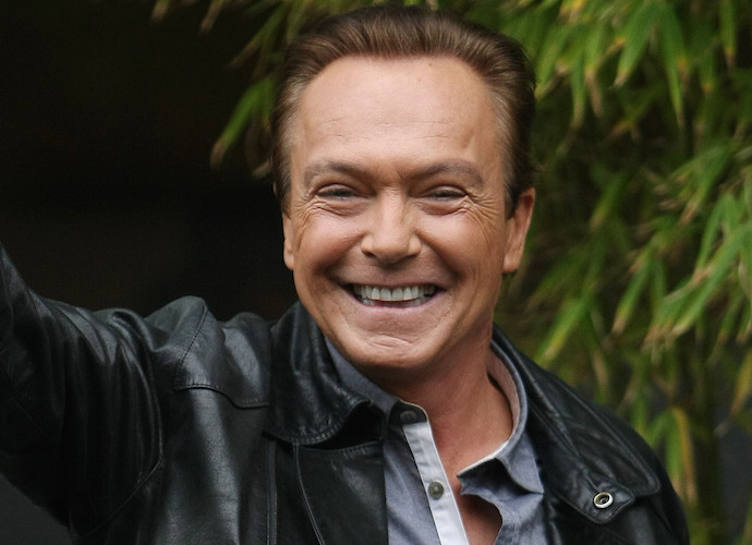 David Cassidy, 'Partridge Family' Star, Reveals He Suffers From Dementia
