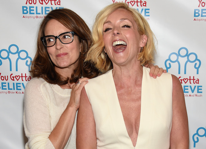 "'30 Rock' Reboot? Jane Krakowski Admits There Have Been ""Conversations"""