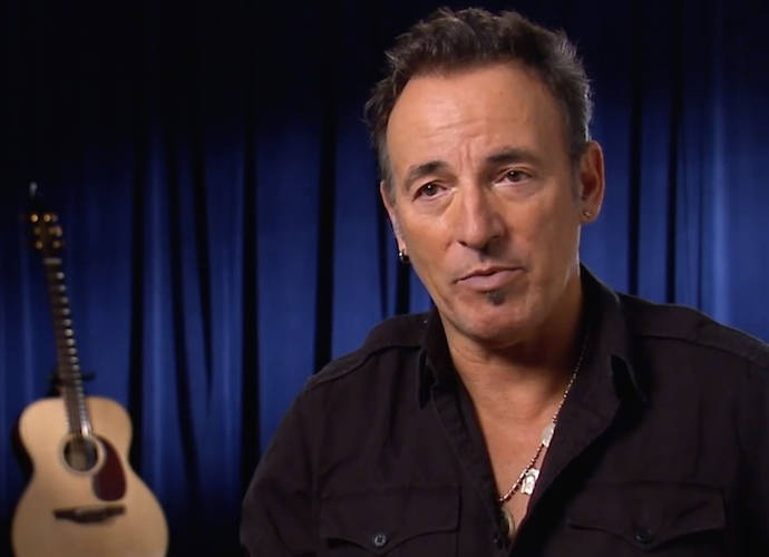 Bruce Springsteen To Perform On Broadway For Eight-Week Residency