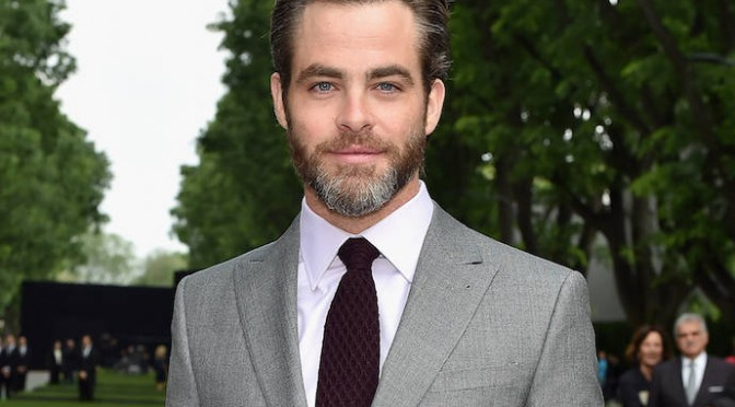 Chris Pine Goes Full Frontal Nude In 'Outlaw King,' Talks About Double Standards