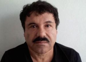 El Chapo's mugshot (Image: FBI)