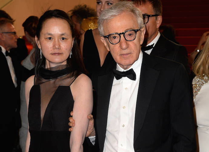 Woody Allen Opens Up A...