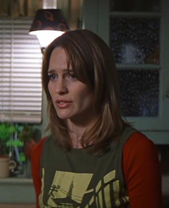 Robin Wright in 'Unbreakable'