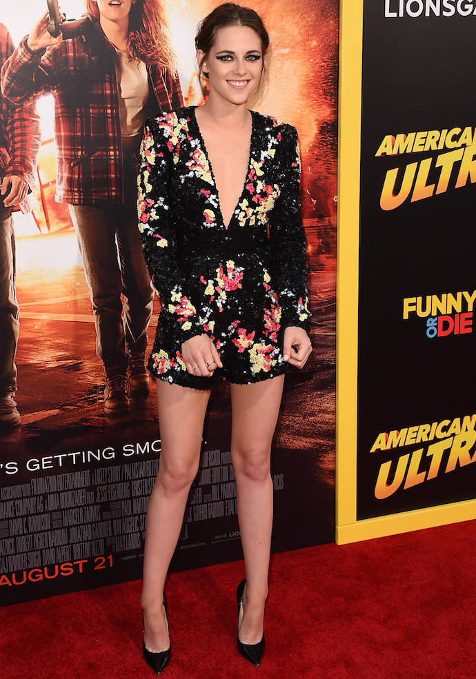 Style Kristen Stewart American Ultra Uinterview