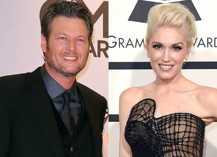 Gwen and blake dating pictures