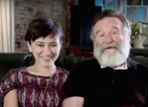 Zelda Williams & Dad Robin Williams