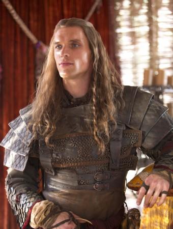 Ed Skrein as Daario Naharis in HBO's 'Game of Thrones' (2013)