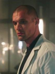 Ed Skrein as Ajax in upcoming 'Deadpool' (2016)