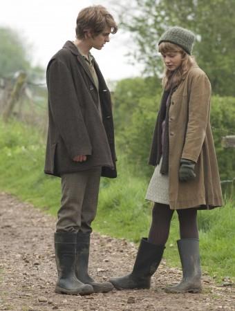 Andrew Garfield in 'Never Let Me Go' 2010