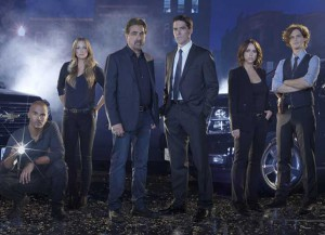 'Criminal Minds' cast