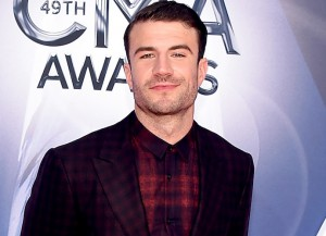 Sam Hunt CMAs (Photo by Michael Loccisano/Getty Images)