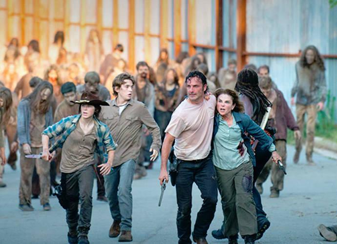 The Walking Dead' Season 6, Episode 8 Recap: Walkers Storm