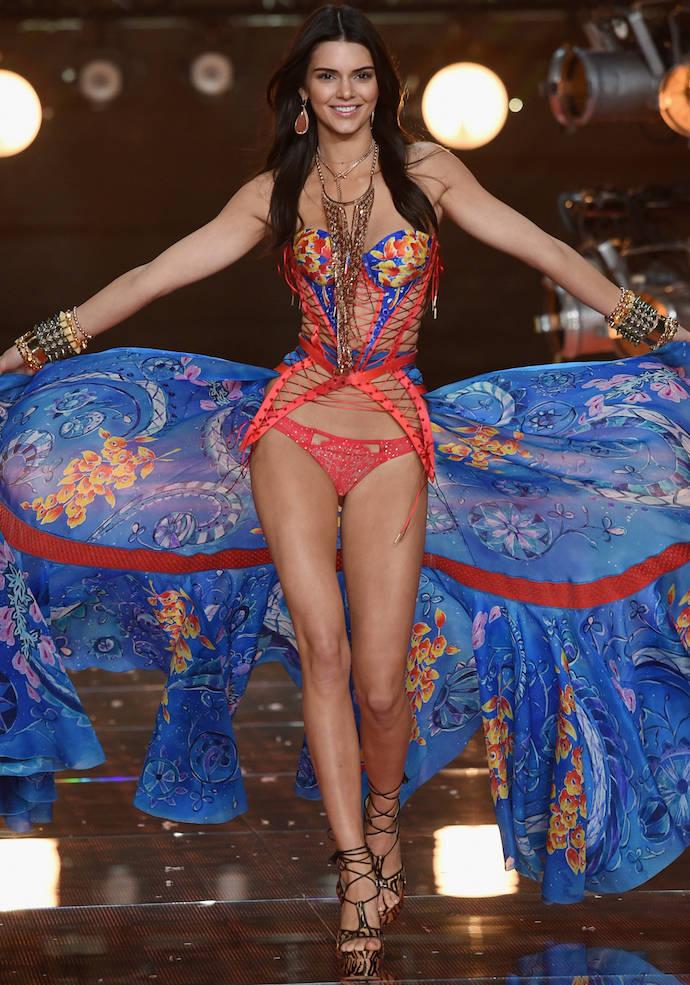 2015 Victoria's Secret Fashion Show: Kendall Jenner