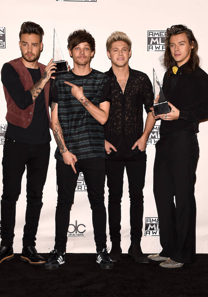 American Music Awards 2015: One Direction