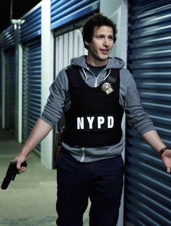 Samberg in 'Brooklyn Nine-Nine'