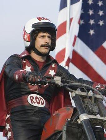 Samberg in 2007 comedy 'Hot Rod'