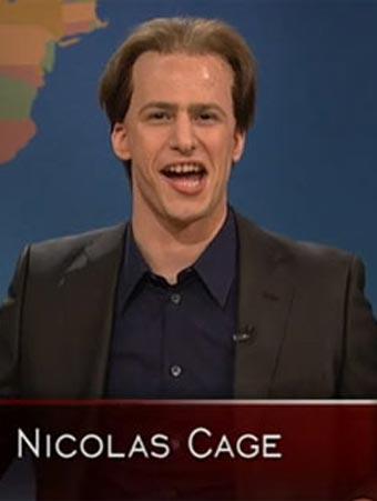 Samberg on 'Saturday Night Live'