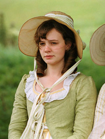 Carey Mulligan In 'Pride & Prejudice' (2005)