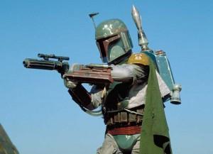 Body Armor Modelled On Boba Fett