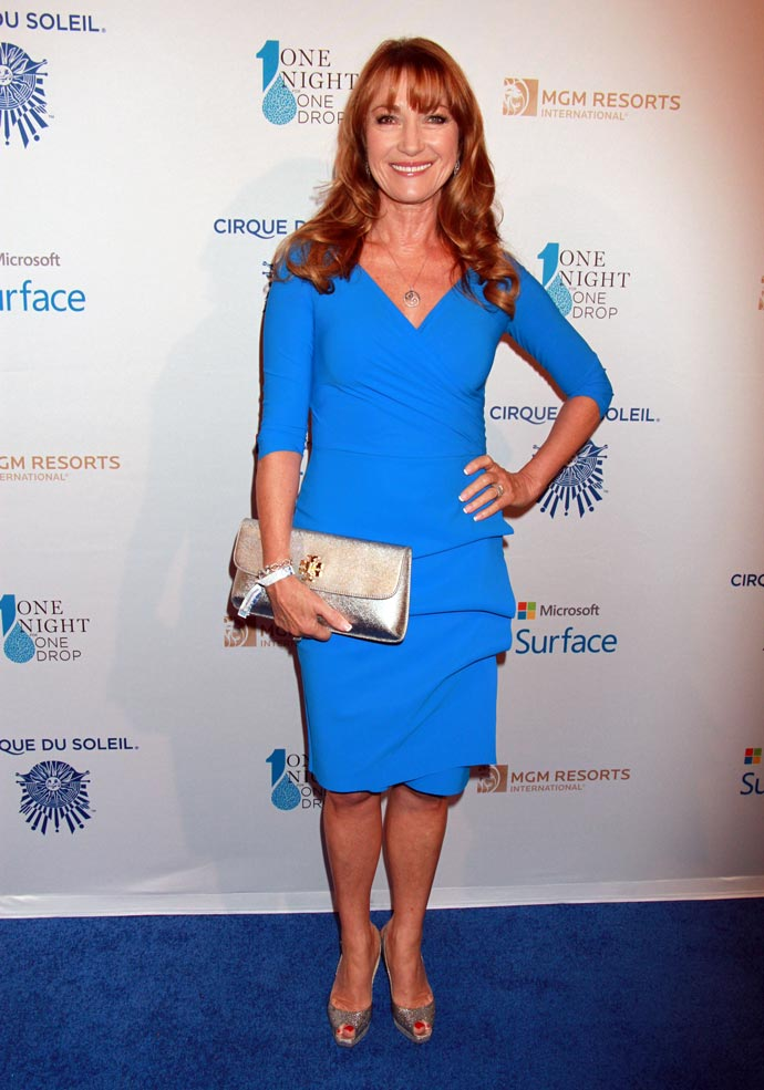 Jane Seymour at One Night For ONE DROP