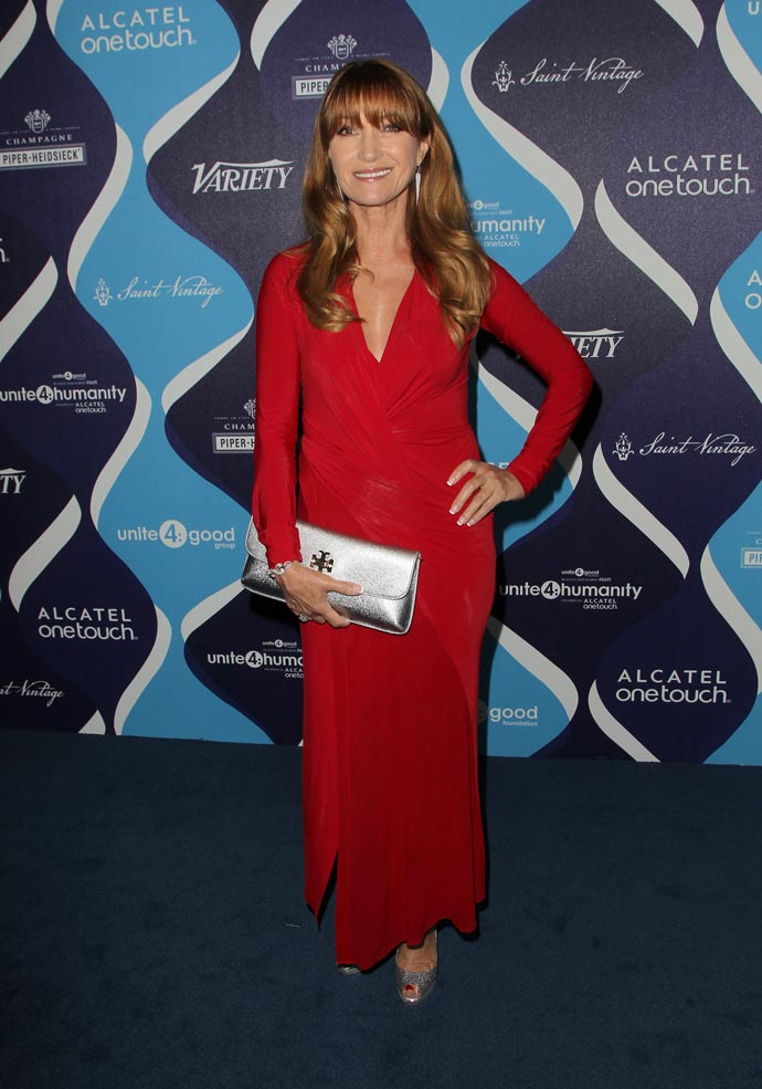 Jane Seymour at 2nd Annual unite4:humanity Presented By ALCATEL ONETOUCH