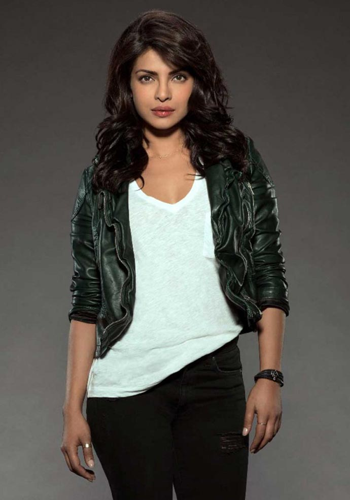 Priyanka Chopra as Alex Parrish