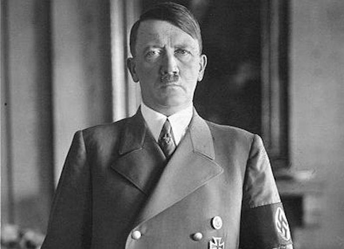 Harold Zent Arrested In Austria For Dressing Like Hitler