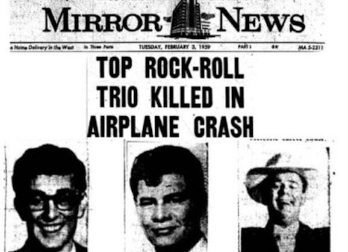 The Day The Music Died: Buddy Holly, Ritchie Valens & Big ...
