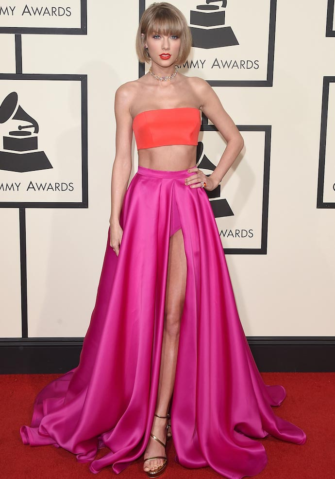 Grammys 2016: Taylor Swift