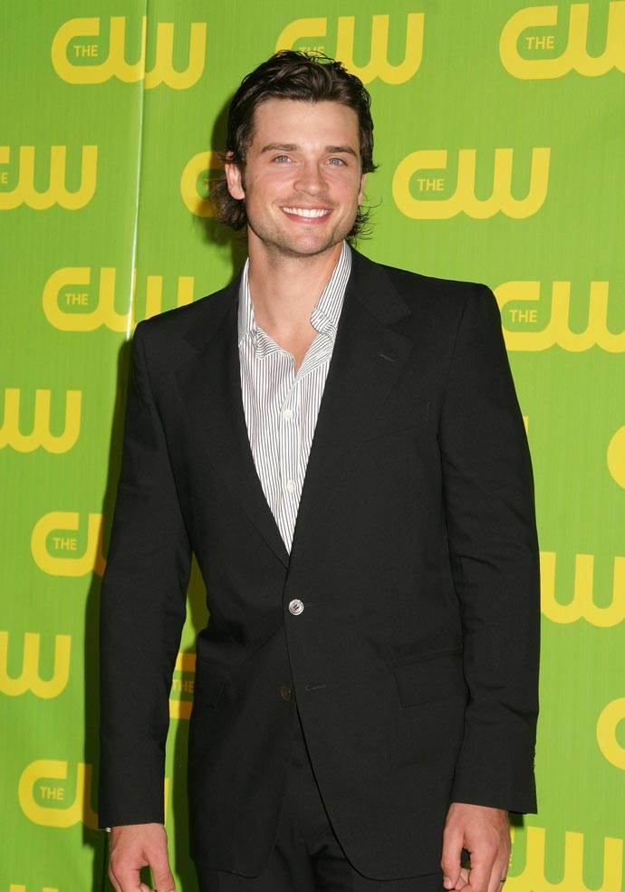 Tom Welling - CW Launch Party