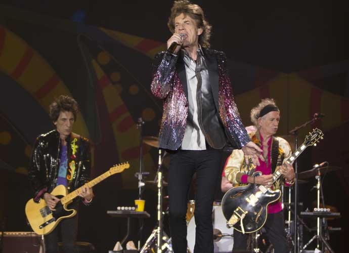 Rolling Stone Drops 'Brown Sugar' Song From U.S. Tour