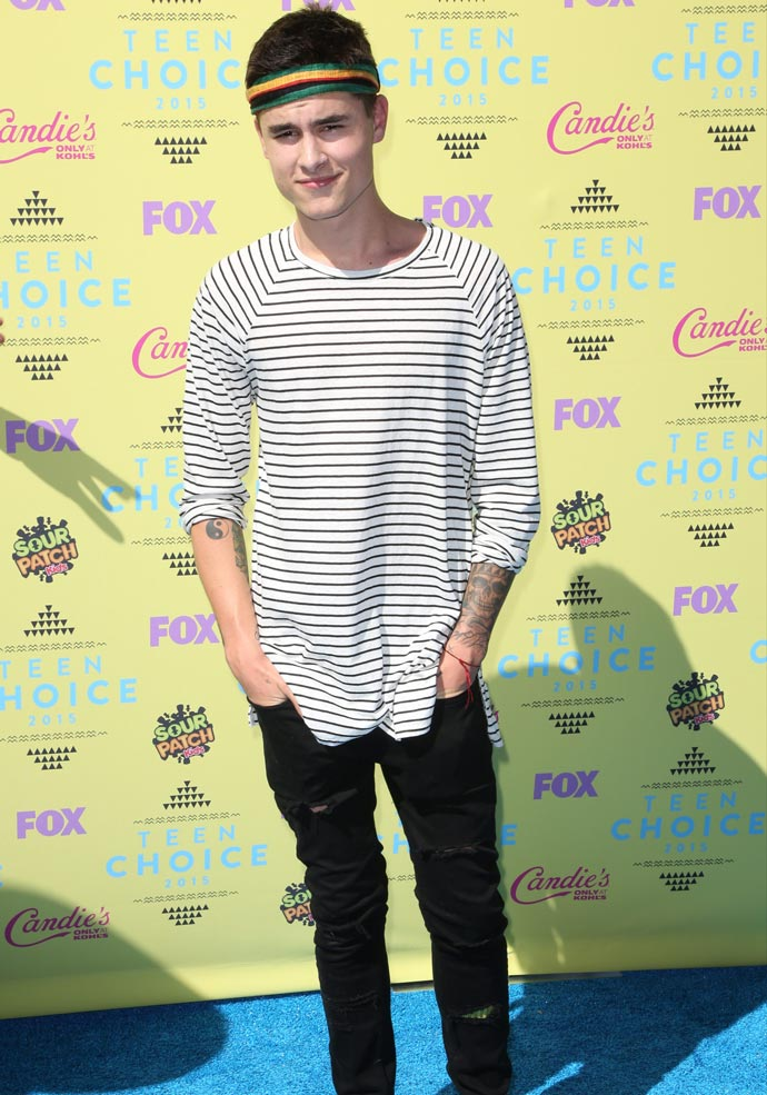 Kian Lawley, Teen Choice Awards 2015