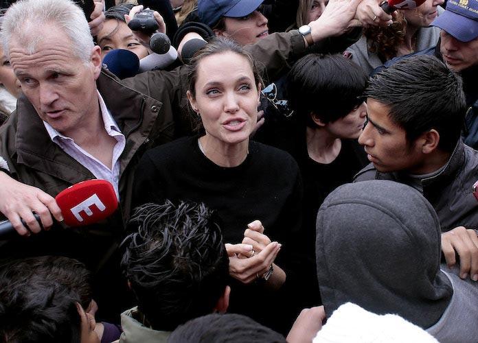 Angelina Jolie Writes ... Angelina Jolie News