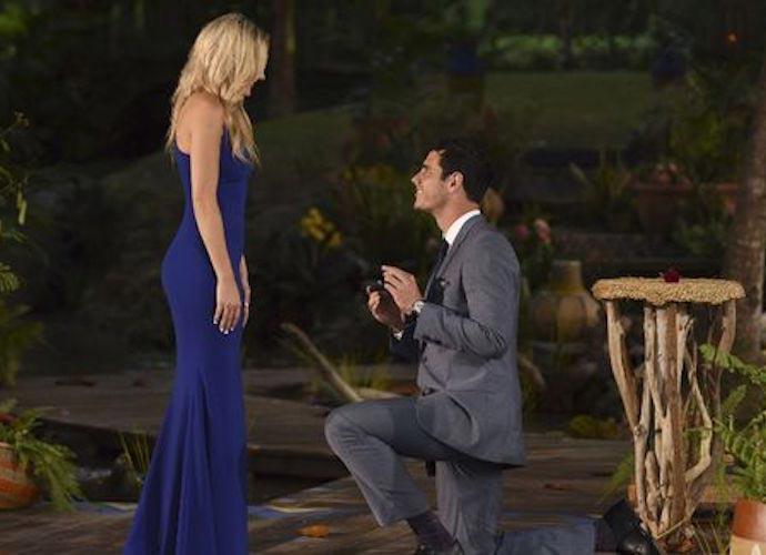 The Bachelor Finale Ben Higgins Proposes To Lauren Bushnell